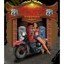 Sweat biker american hiway