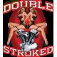 Sweat biker double stroked