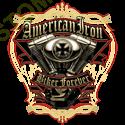 Sweat biker american iron biker
