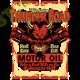 Sweat biker road devil