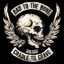 Sweat biker bad to the bone