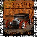 Sweat biker rat rod
