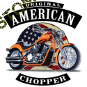 Sweat biker american choppers