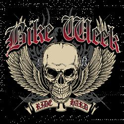 Sweat biker bike week