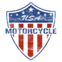 T Shirt enfant usa motorcycle