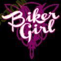 T Shirt enfant biker girl