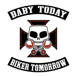 Body baby biker tomorrow