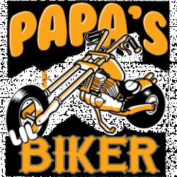 Body baby biker papa's biker