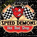 Sweat zippé biker speed demon