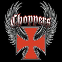 Sweat zippé biker croix templier rouge