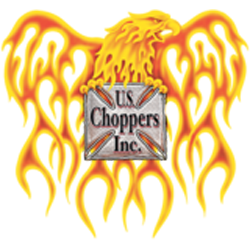 Sweat zippé biker choppers inc