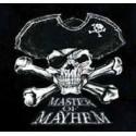 Sweat zippé biker master of mayhem