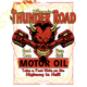 Sweat zippé biker road devil
