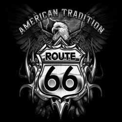 Sweat zippé biker american tradition