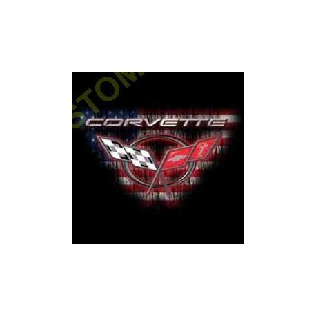 Sweat zippé biker corvette