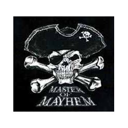 Sweat capuche biker master of mayhem