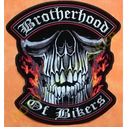 Patch, écusson brotherhood