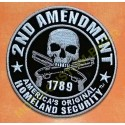 Patch, écusson homeland securiy