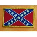 Patch, écusson drapeau confédéré
