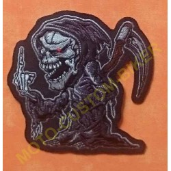 Patch, écusson reaper finger