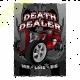 Sweat capuche avec zip death dealer