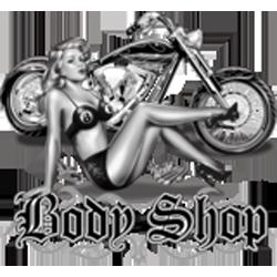 T shirt femme body shop