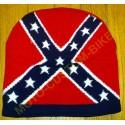 Bonnet biker confédéré