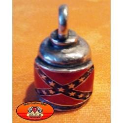 Clochette moto confédéré