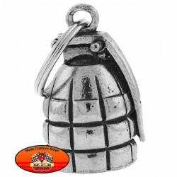 Clochette moto grenade
