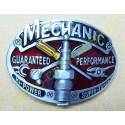 Boucle de ceinture mechanic hi power