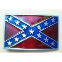 Boucle de ceinture confédéré