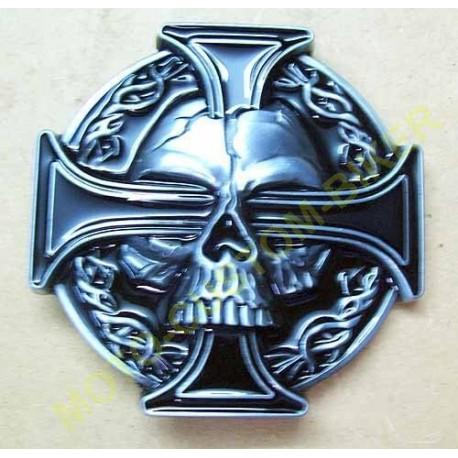 fc920a0eafa9 Boucle de ceinture Celtic Cross - MotoCustomBiker    AccessoiresBiker