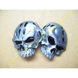 Boucle de ceinture skulls brothers