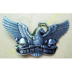 Boucle de ceinture Bad To The Bone Eagle