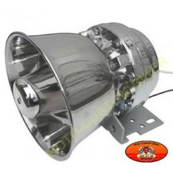 Speaker chrome de 200w