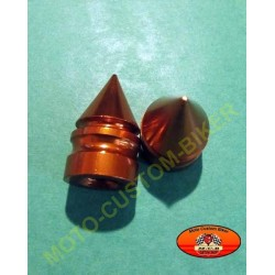 Bouchons de valves moto spike or