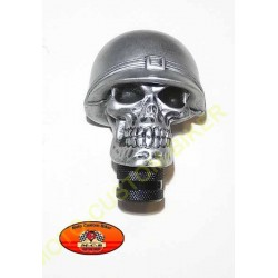 Pommeau de vitesses skull veteran