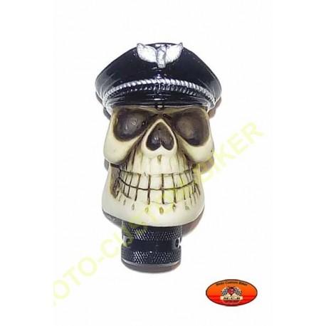 Pommeau de vitesses german skull
