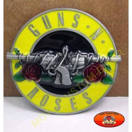 Boucle de ceinture guns and roses