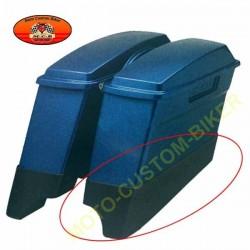 Carénage extensions de sacoches rigide