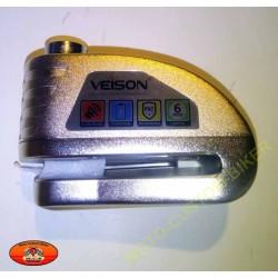 Bloques disque moto veison alarme