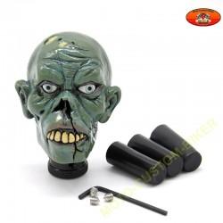 Pommeau de vitesses zombie
