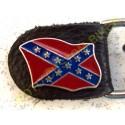 Extension pour gilet drapeaux rebel
