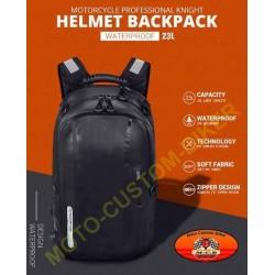 Bagage, sac à dos moto 100% étanche