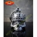 Clochette moto king skull