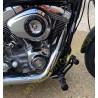 Kit commande avancé pour Street Bob 06-17, Low Rider 00-16, Super Glide 00-15.