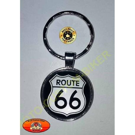 Porte cles route us 66