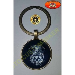 Porte cles american tradition