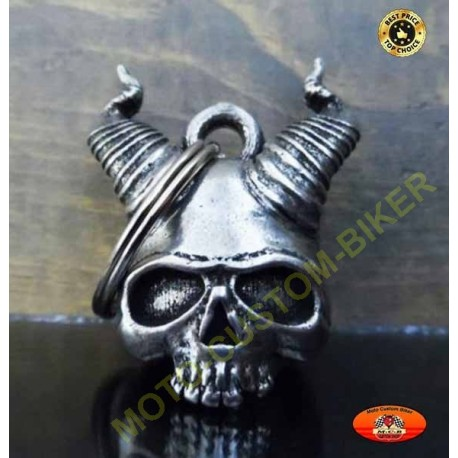 Clochette moto evil