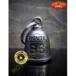 Clochette moto Route 66